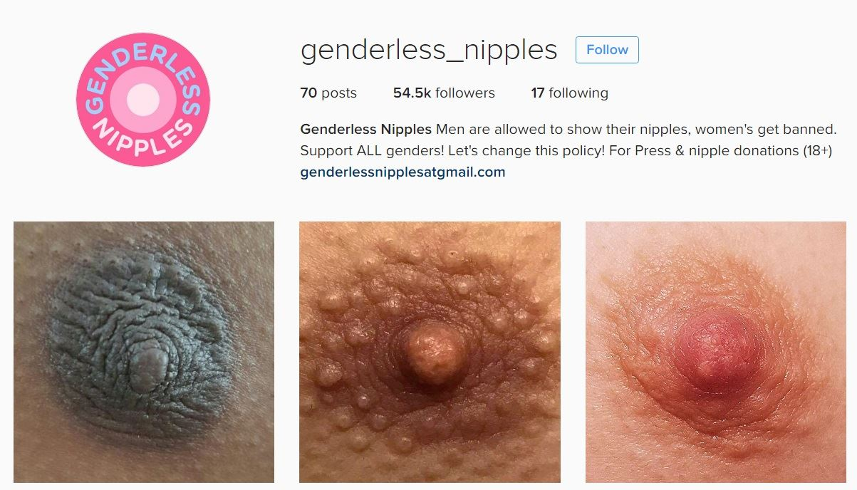 Pictures of womens nipples