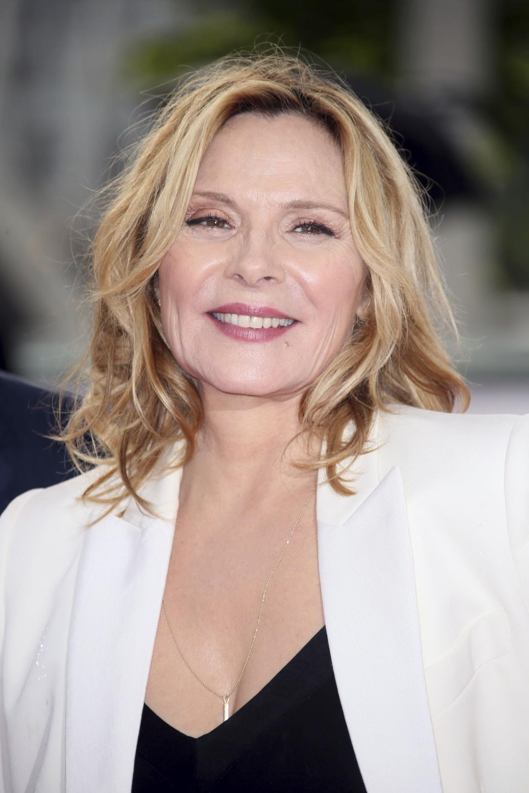 Kim Cattrall: I Chose SATC Over Motherhood Kim Cattrall