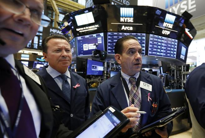 GLOBAL MARKETS/-Stocks slip globally amid U.S