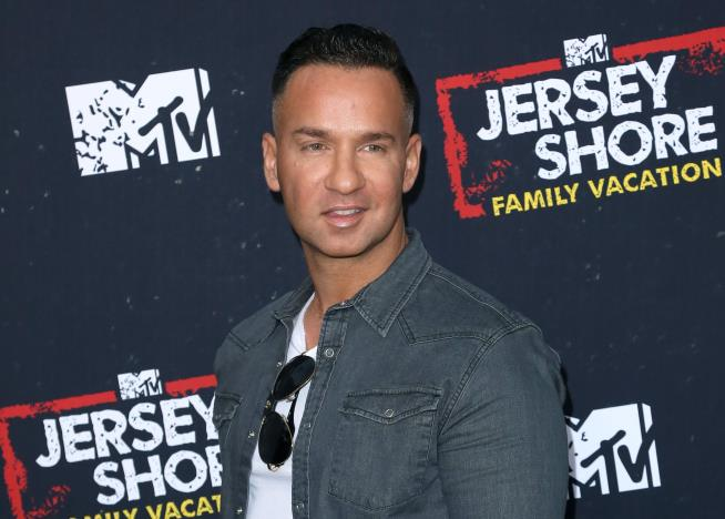 Mike 'The Situation' Sorrentino sentenced to prison for tax evasion
