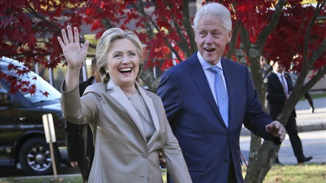 Explosive Device Found Near Clintons' NY Home