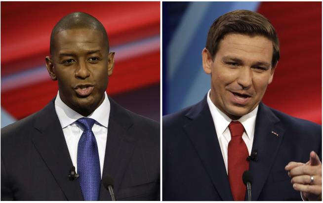 Andrew Gillum to Rick Scott: 'Counting votes isn't partisan - it's democracy'