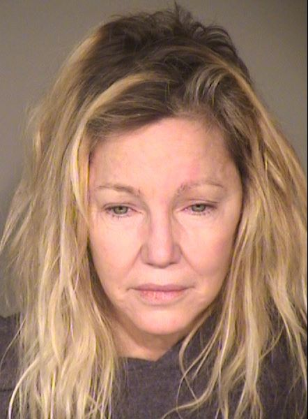 More Trouble for Heather Locklear - Newser