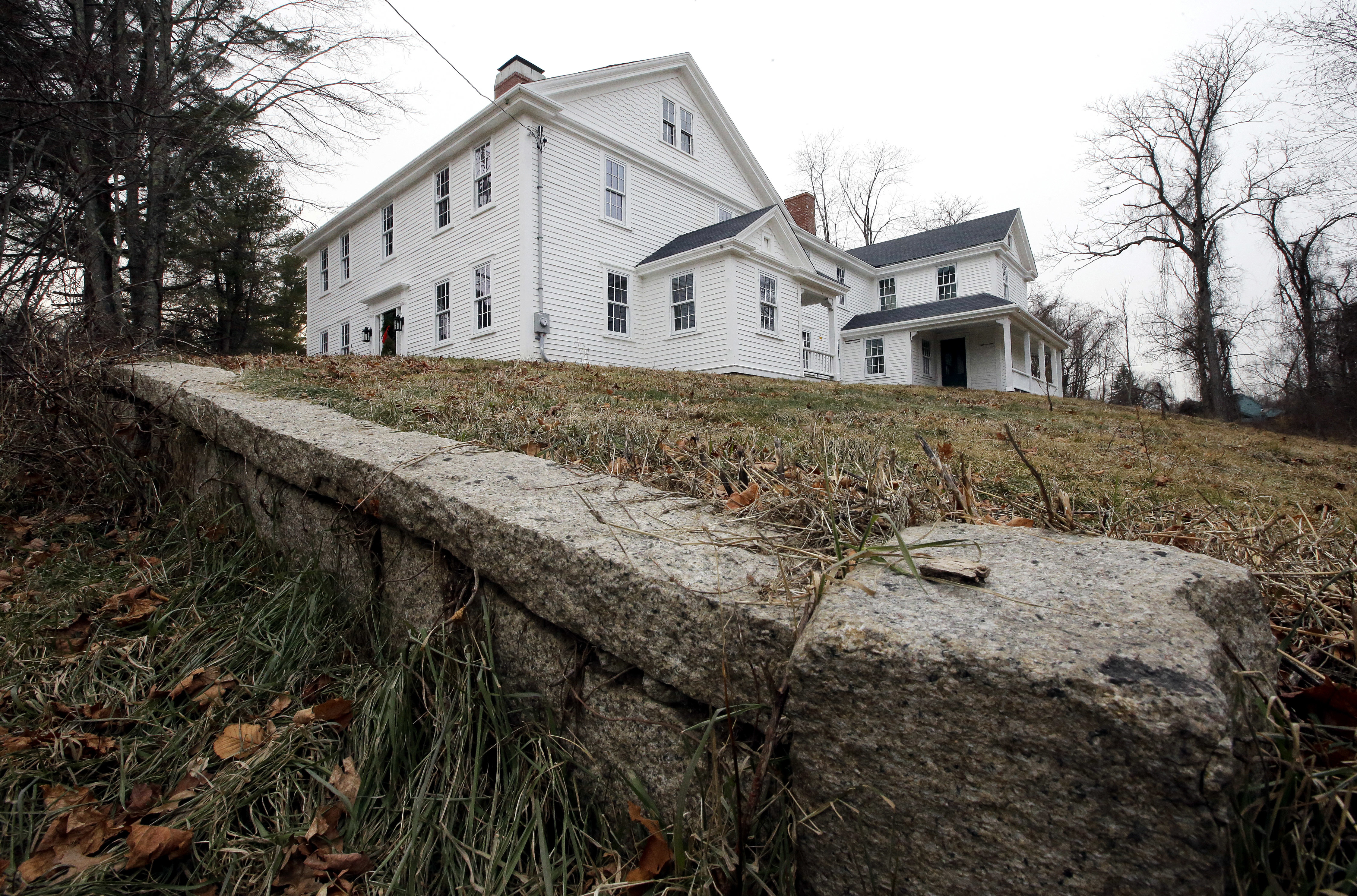 For Sale: $975K Home of Accused Salem 'Witch'