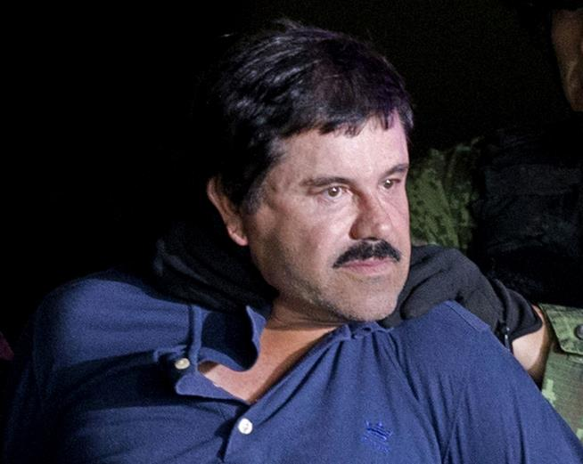 Mexican drug lord El Chapo 'raped underage girls he called his vitamins'