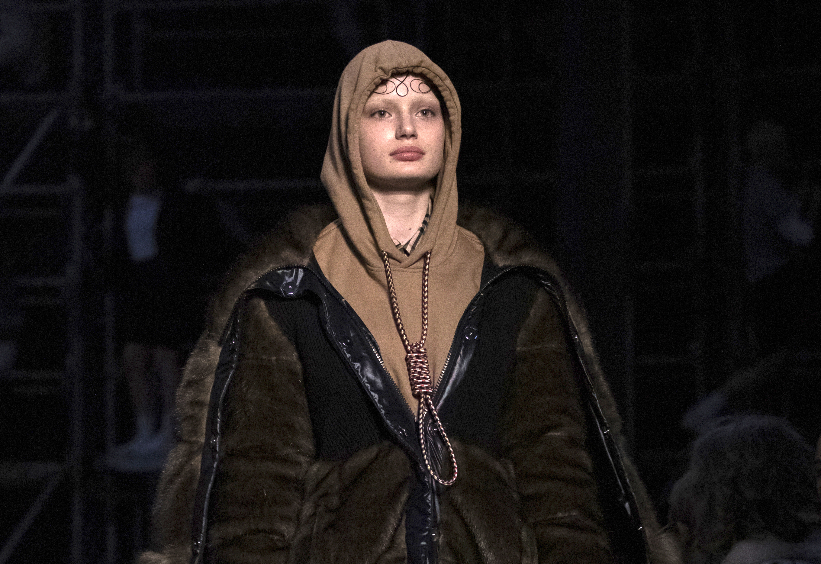 Burberry 'Deeply Sorry' for Hoodie With Noose