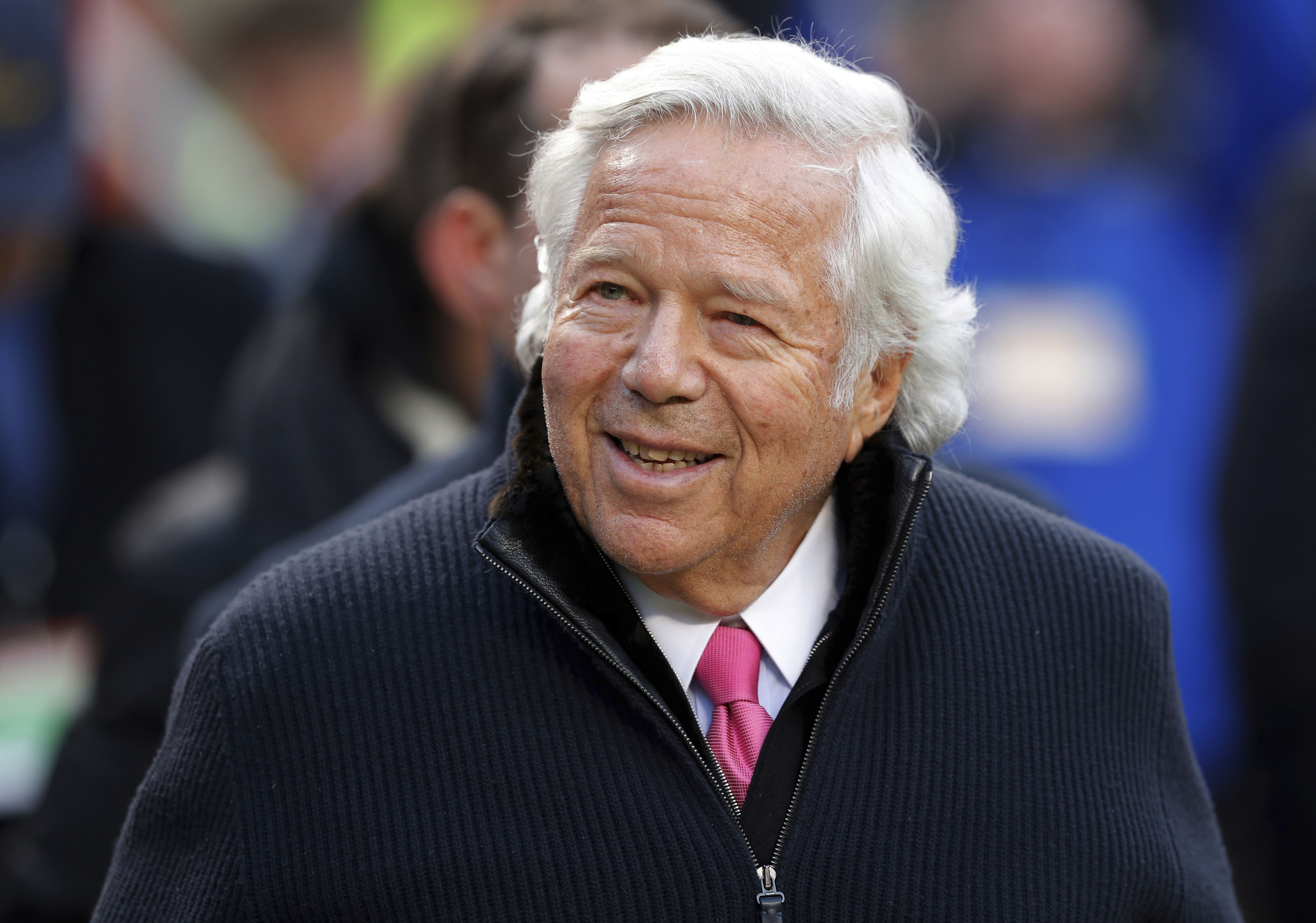 Prosecutors Make an Offer to Patriots Owner