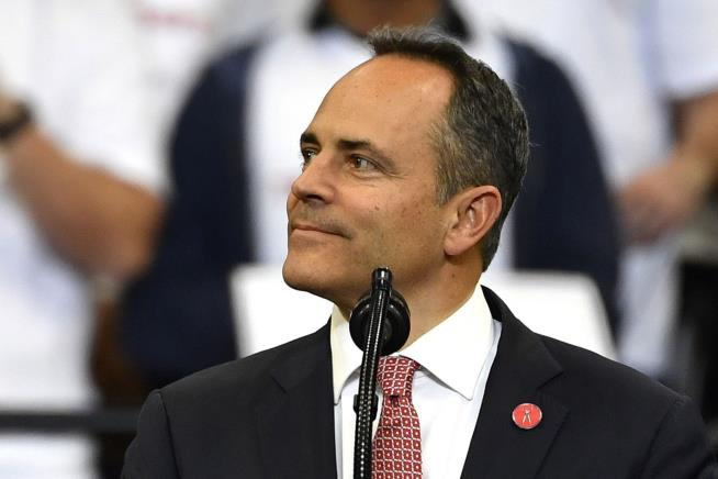 Critics Question Matt Bevin's Pardon of Man Convicted of Child Rape
