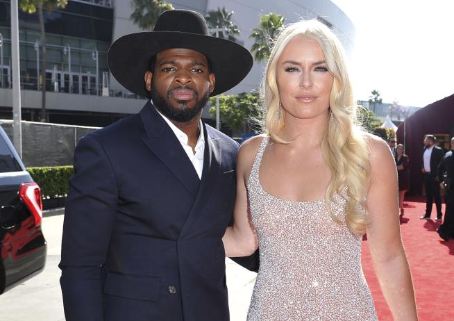 Lindsey Vonn Proposes to NHL Star P.K. Subban
