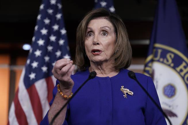 Speaker Pelosi to release impeachment articles this week