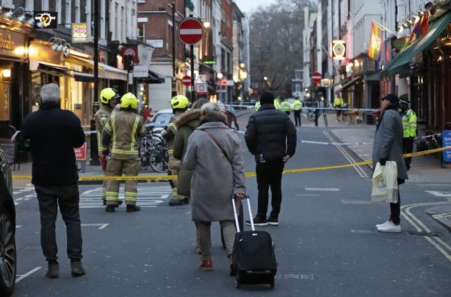 Soho streets evacuated over WW2 bomb find