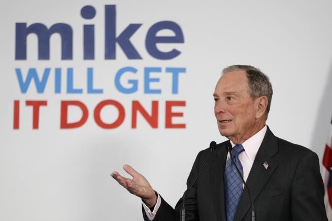 Trump, Bloomberg wage social media war in battle of New York billionaires