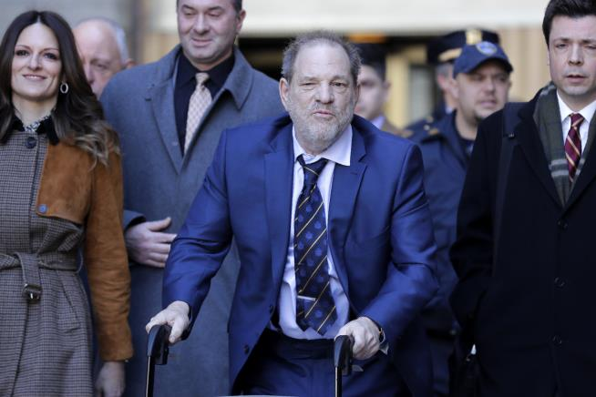 Weinstein treated women like 'ants,' prosecutor says in rape trial
