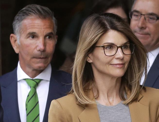 Trial date set for Lori Loughlin, others in college bribery scam