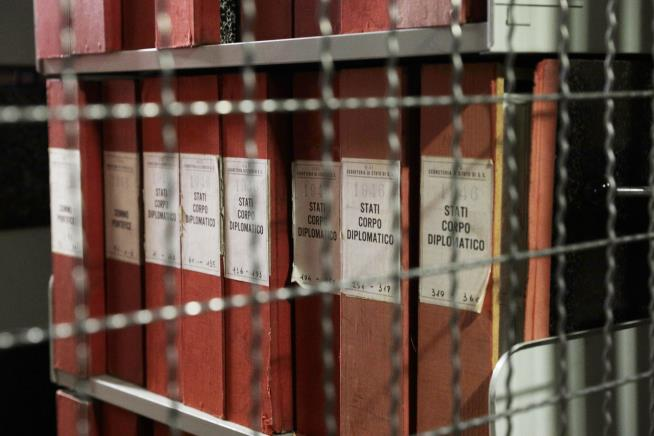 Vatican opens archives on most controversial pope