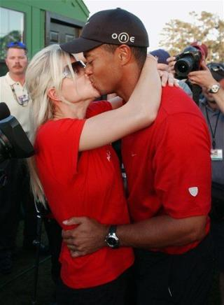 tiger woods women he slept with