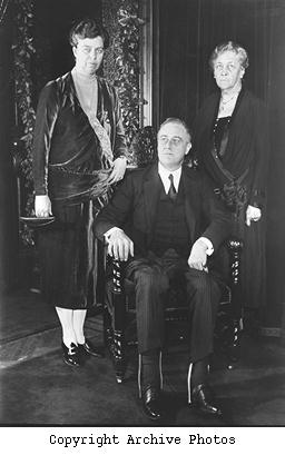 did fdr marry his cousin