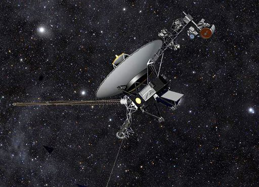 OK, Voyager Has Definitely Left Solar System: NASA