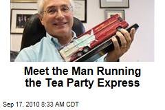 Meet the Man Running the Tea Party Express