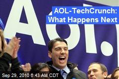 AOL-TechCrunch: What Happens Next