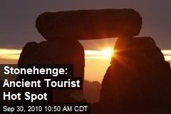 Stonehenge: Ancient Tourist Hot Spot
