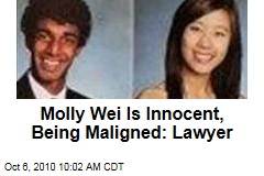 Tyler Clementi Suicide: Molly Wei 'Innocent,' Lawyers Insist