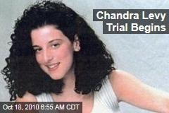 Chandra Levy Trial Begins