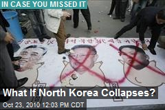 What If North Korea Collapses?