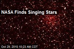 NASA Finds Singing Stars