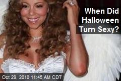 When Did Halloween Turn Sexy?