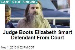 Judge Boots Elizabeth Smart Defendant From Court