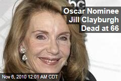 Oscar-Nominee Jill Clayburgh Dead at 66