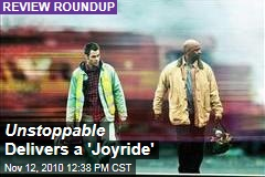 Unstoppable Delivers a 'Joyride'