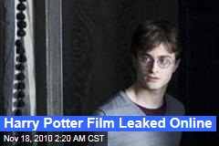 New Harry Potter Movie Leaked Online