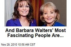 Babs Announces Most Fascinating People