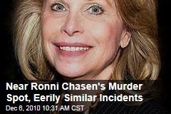 Near Ronni Chasen's Murder Spot, Eerily Similar Incidents