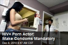 HIV+ LA Porn Actor Calls for Condoms in Films