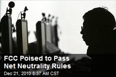 FCC Poised to Pass Net Neutrality Rules