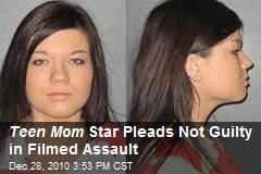 Teen Mom Star Amber Portwood Pleads Guilty