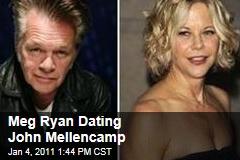 Meg Ryan Dating John Mellencamp