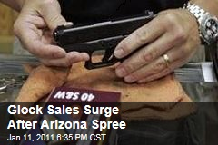 Glock Sales Surge After Arizona Spree