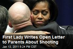 First Lady Writes Open Letter to Parents About Shooting