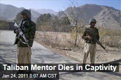Sultan Amir Tarar, Taliban Mentor, Dies in Militant Captivity in Pakistan