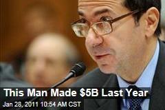 This Man Made $5B Last Year