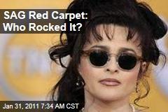 SAG Awards Fashion: Best, Worst Dressed on Screen Actors Guild Red Carpet (Slideshow)