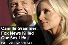 Camille Grammer: Fox News Killed Our Sex Life