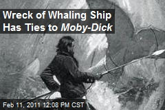 Wreck of Whaling Ship Has Ties to Moby-Dick