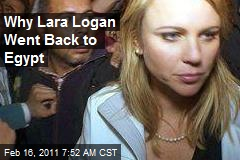 Lara Logan: Egypt Story 'Is in My Blood;' Sexually assaulted Reporter Set to Leave Hospital Today