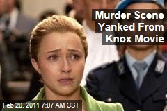 Amanda Knox Movie: Scene of Meredith Kercher's Murder Cut