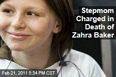Zahra Baker's Stepmother Elisa Baker Charged in North Carolina Girl's Murder